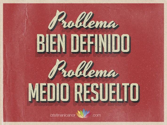 El arte de resolver problemas.