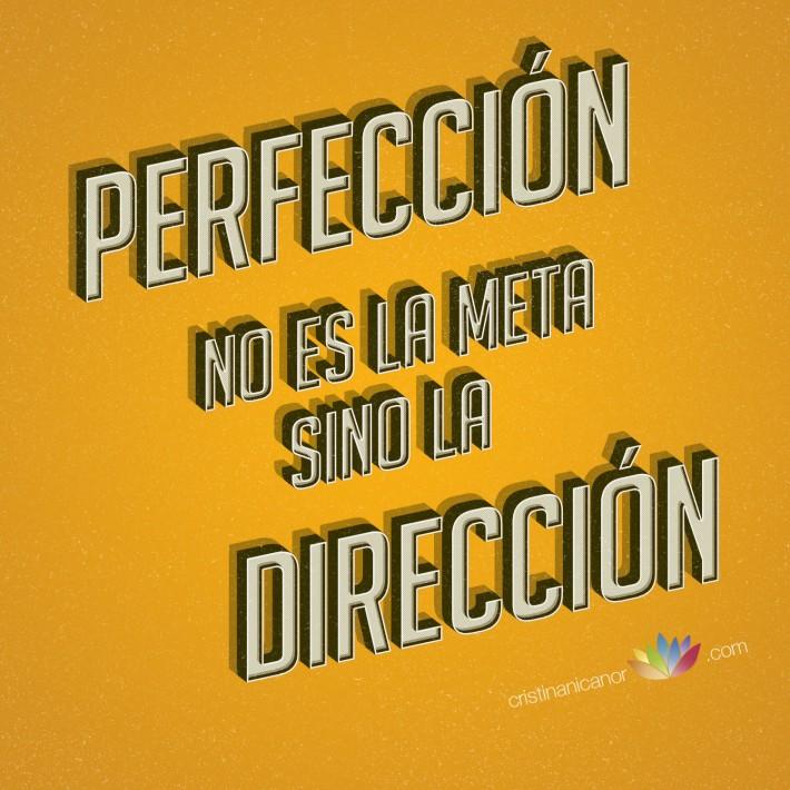 No temas la perfección, no la alcanzarás. – Dalí